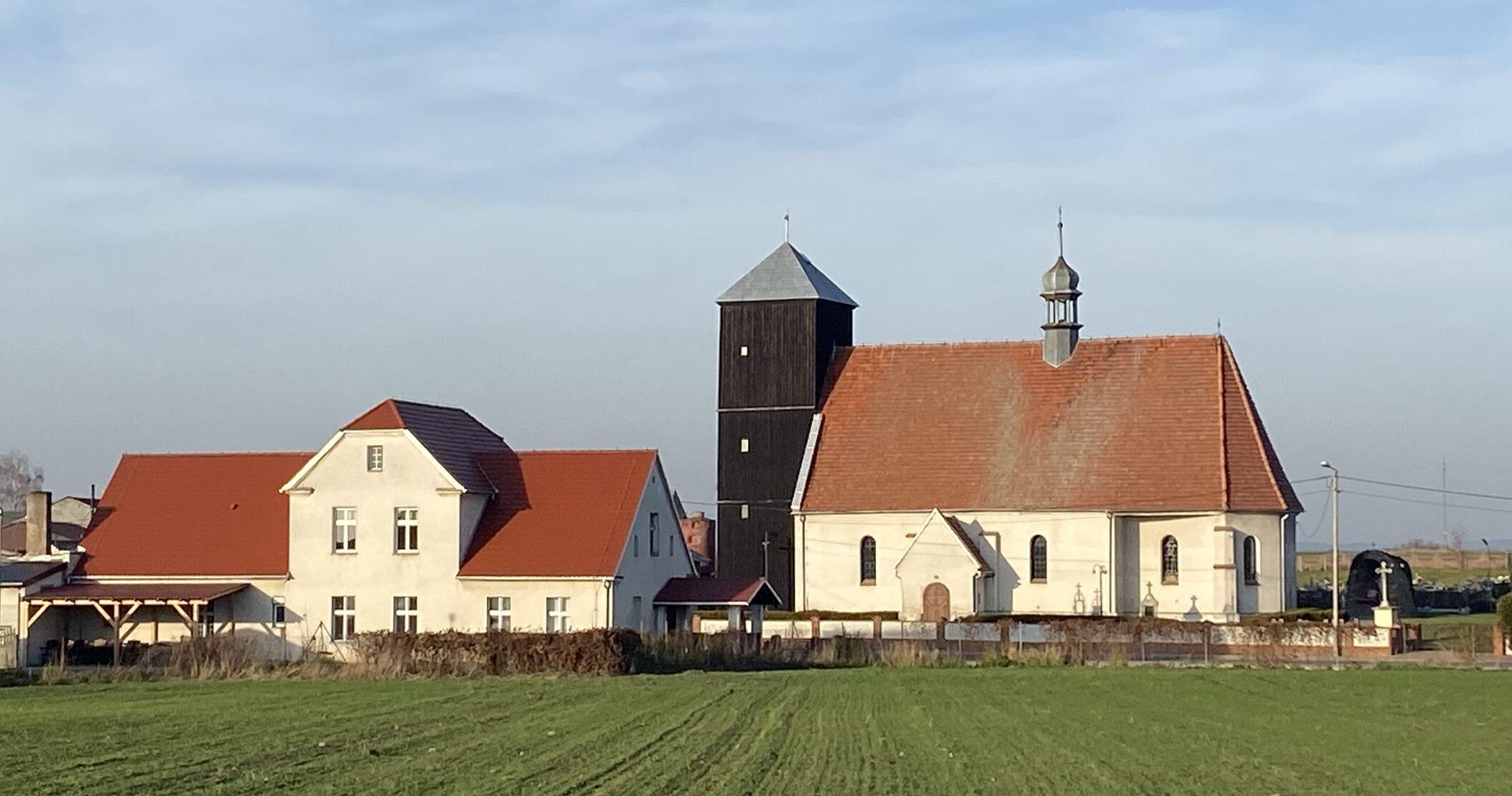 Parafia w Nowej Wsi Książęcej pw. Świętej Trójcy